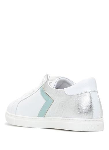 Belle Epoque Ayakkabı Gümüş